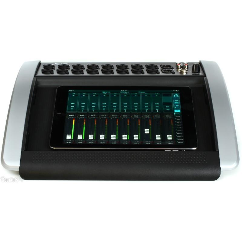 Behringer x18 console 18 voies num rique - Console numerique behringer ...